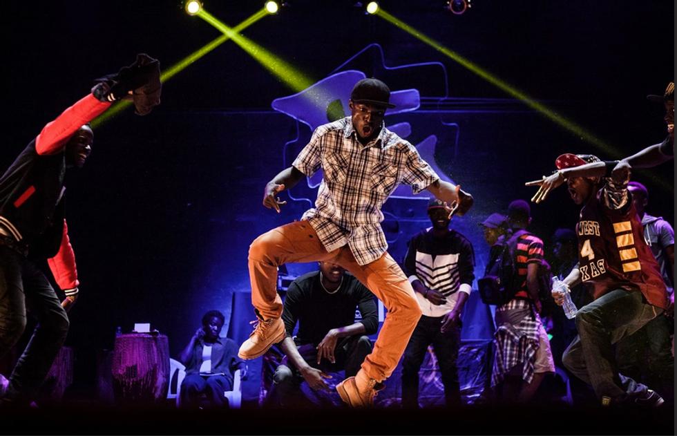 Uganda's Growing Break Dancing Scene