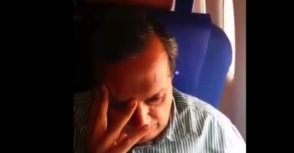 Passenger Regrets Groping Girl After Video Of Her Shaming Him Goes Viral
