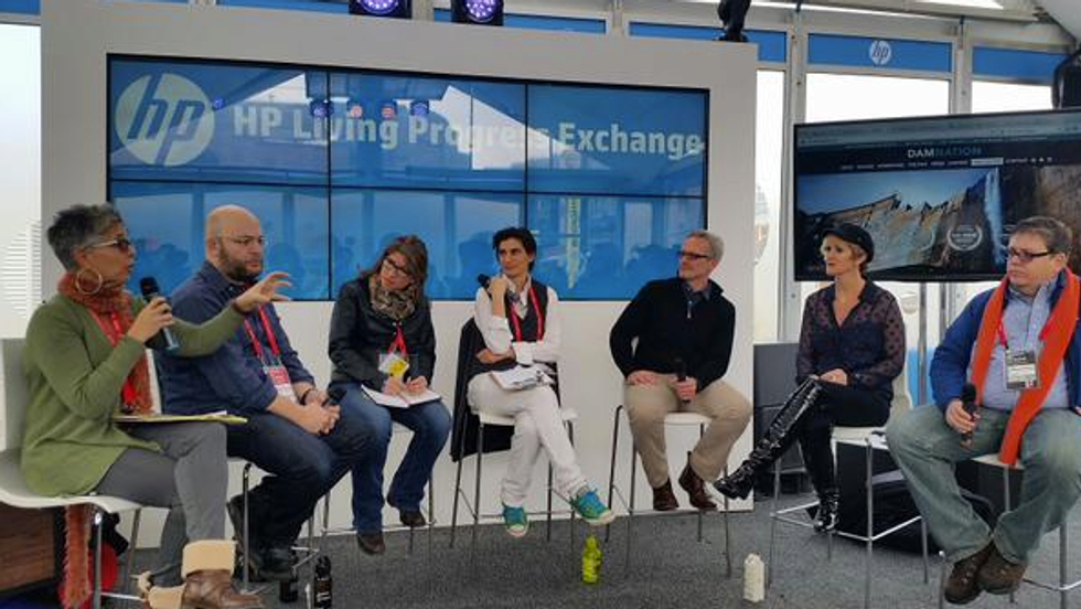 5 Key Insights About Creative Collaboration from the HP Living Progress Exchange