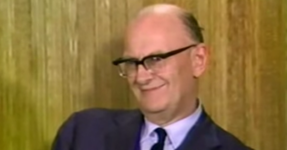 40 Years ago, Arthur C. Clarke Accurately Predicted the Future of Technology