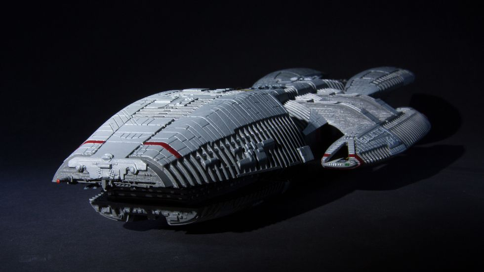 Can Battlestar Galactica Roleplay Boost Political Engagement? The German Government Thinks So