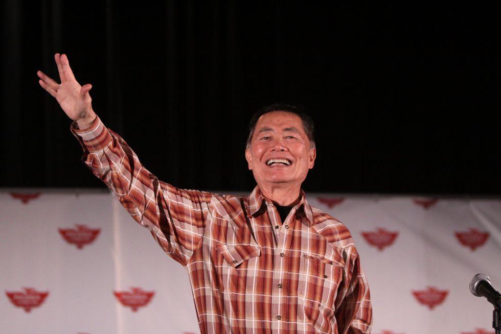 George Takei's Musical Memoir is Coming to Broadway