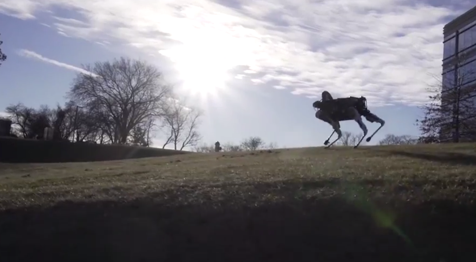 New Four-Legged Robots From Google Are Both Impressive and Adorable