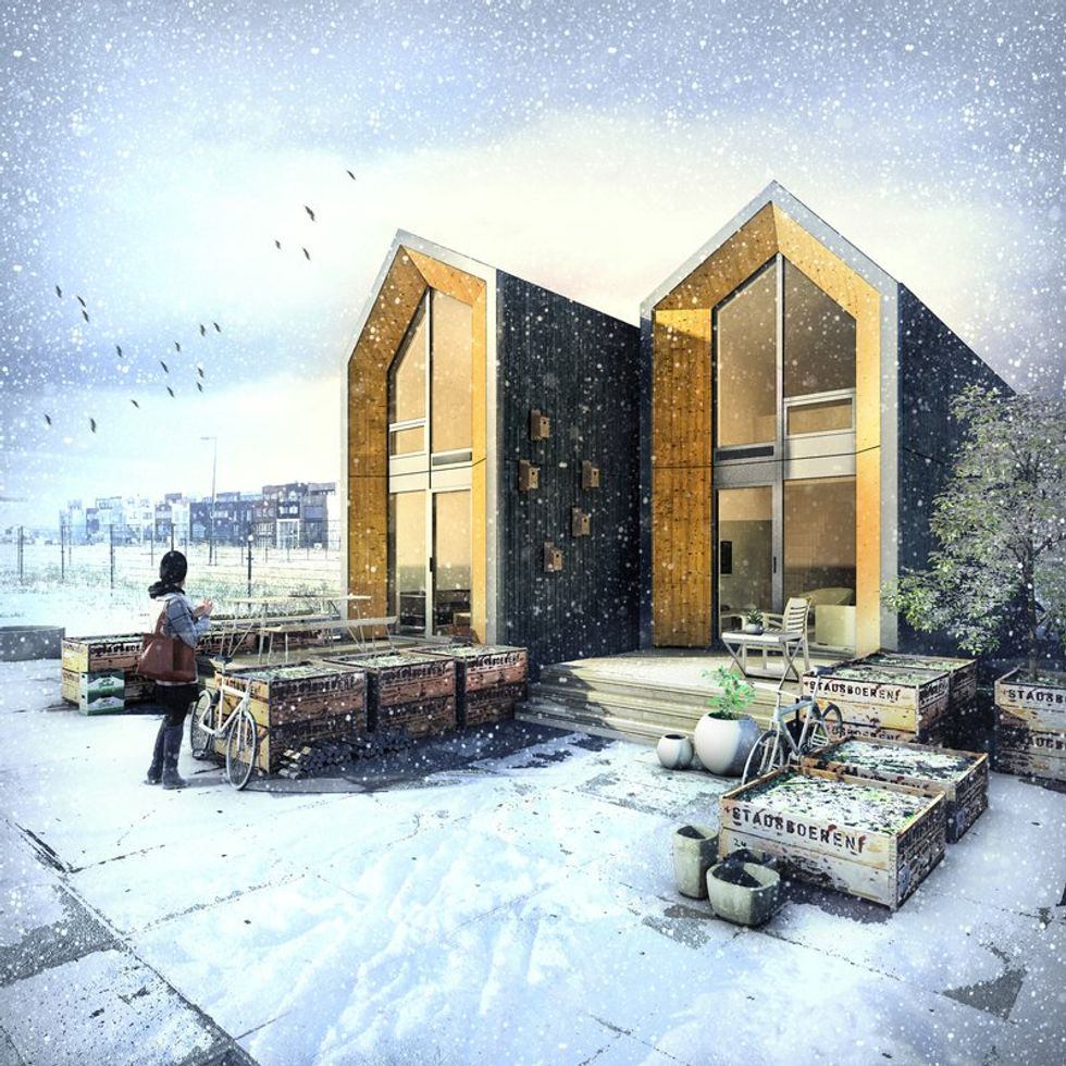 Small Homes Make Better Cities