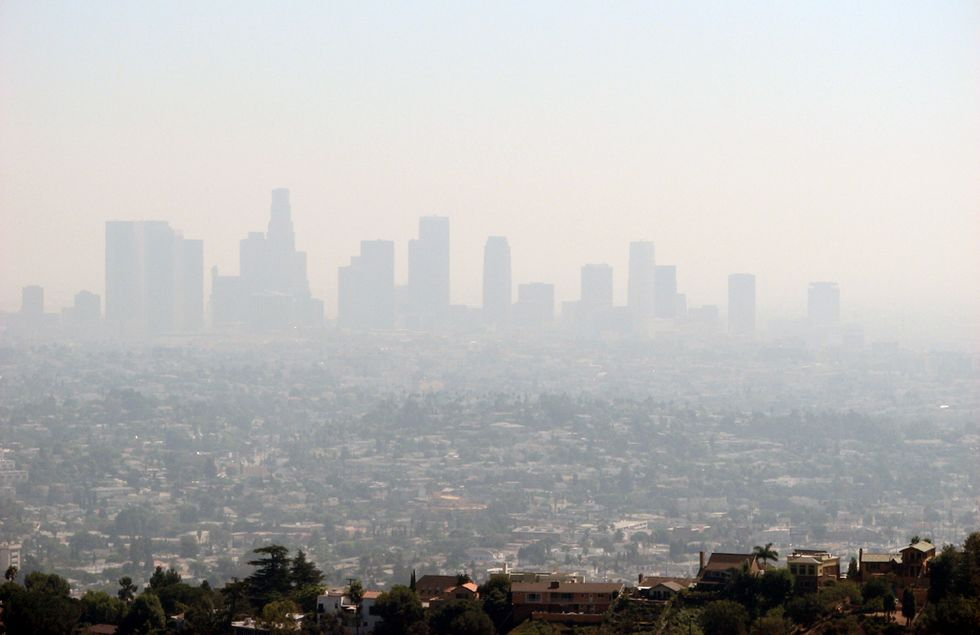Worried You're Breathing Polluted Air? There's An App For That.