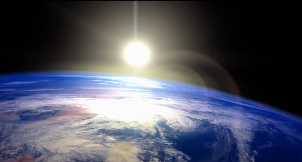 Humankind's Impact on Earth Becomes Obvious When You're 268 Miles Above It