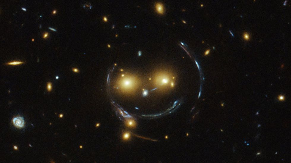 A Smile From Space