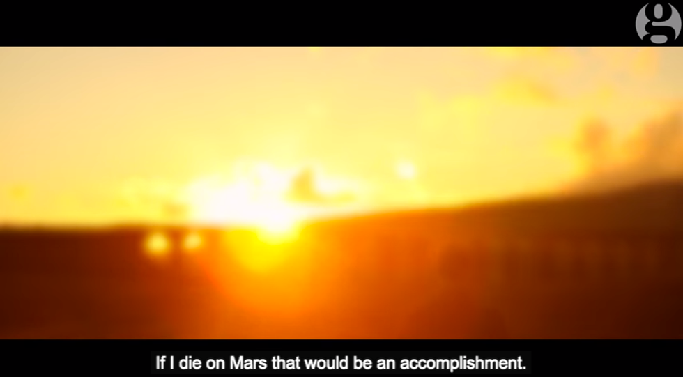"""Watch: """"If I Die on Mars"""" DocumentaryProfiles Three Finalists to Colonize the Planet"""
