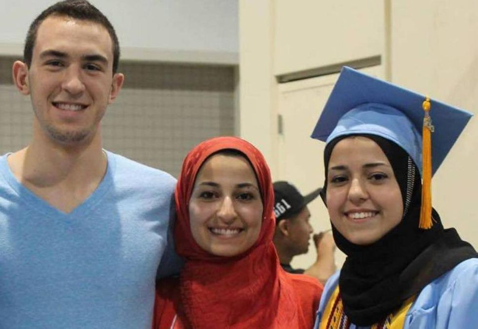 Chapel Hill Victim's Fundraiser For Syrian Refugees Recieves More Than $110,000 in Donations