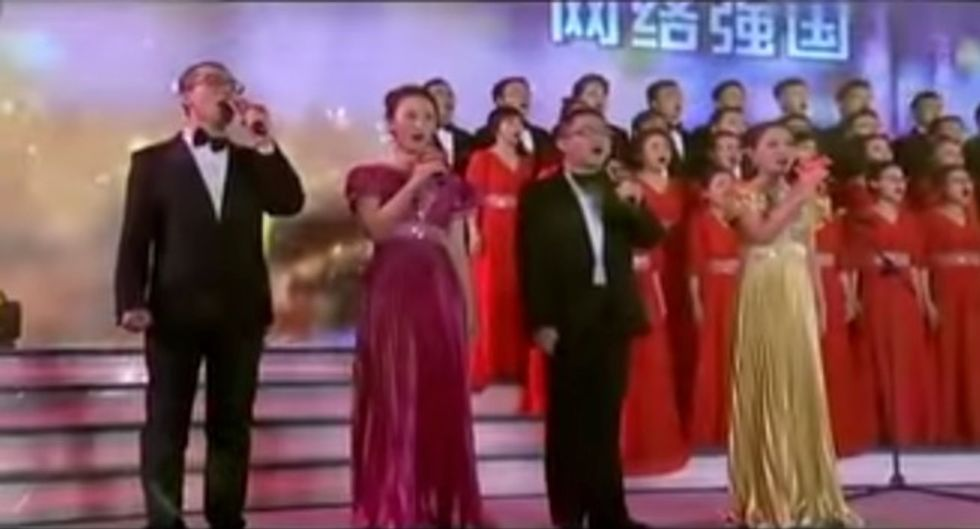China's Internet Administration Has Its Own Anthem. Why Not American Agencies?