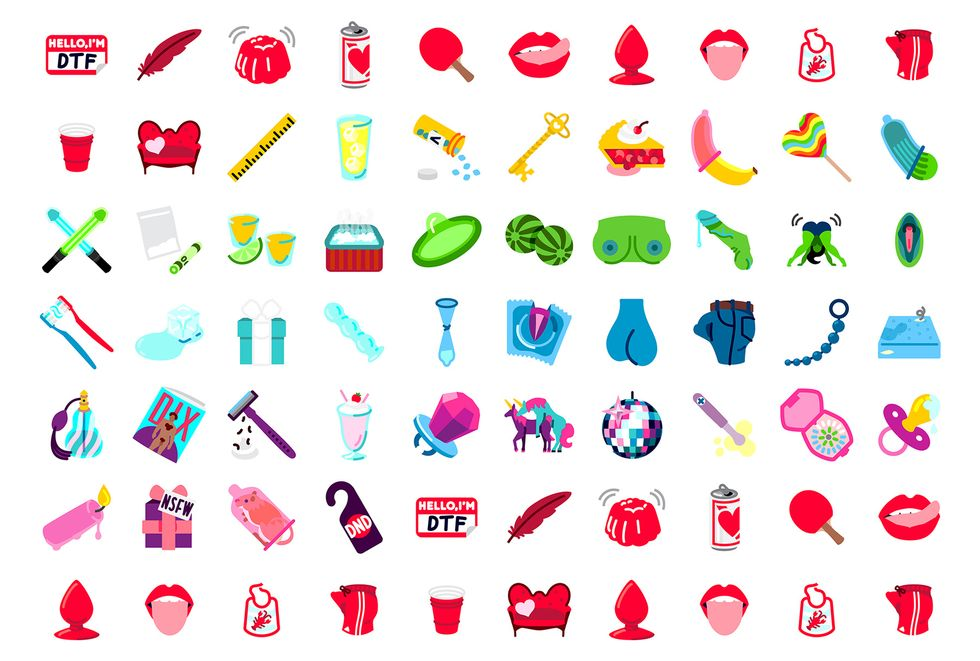 NSFW Emojis To Make Sexts More Sexy
