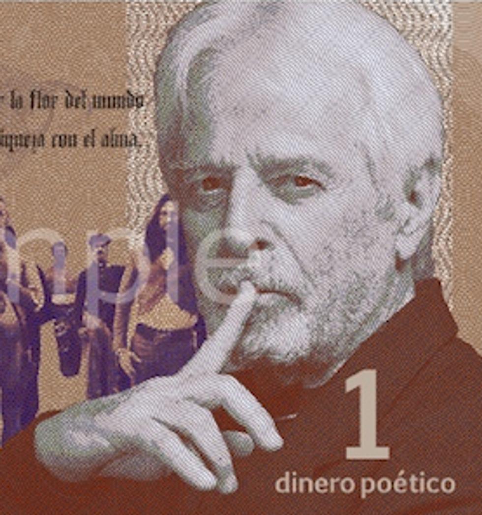 "Jodorowsky's Kickstarter Will Trade ""Poetic Money"" for Your Crude Dollars"