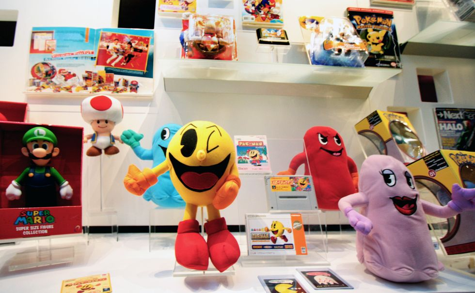"""What Belongs In The """"WorldVideo Game Hall Of Fame""""?"""