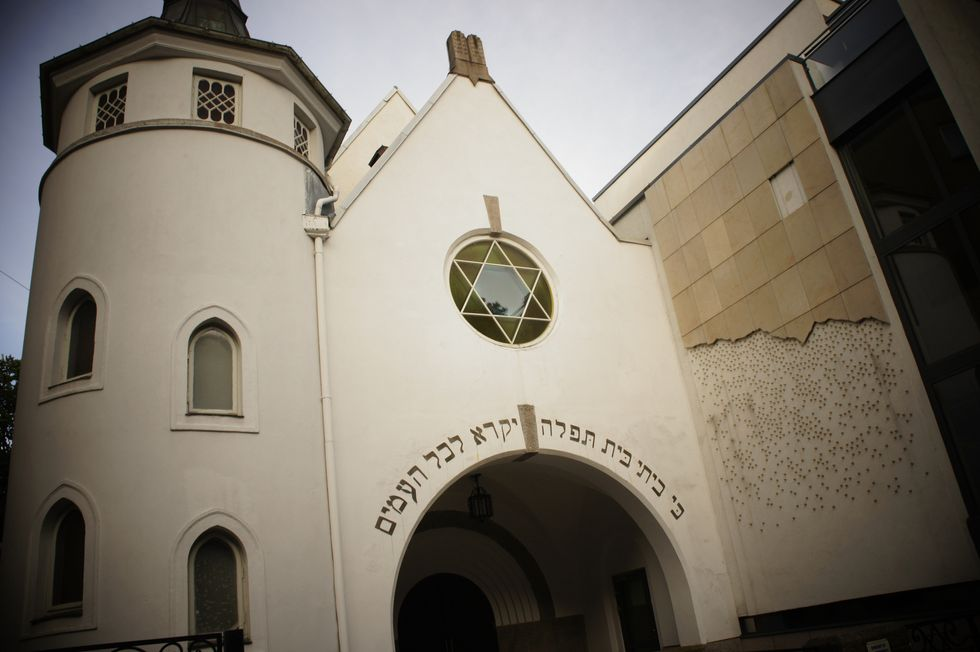 After the Copenhagen Synagogue Shooting, This Muslim Community Is Responding in the Best Way Possible