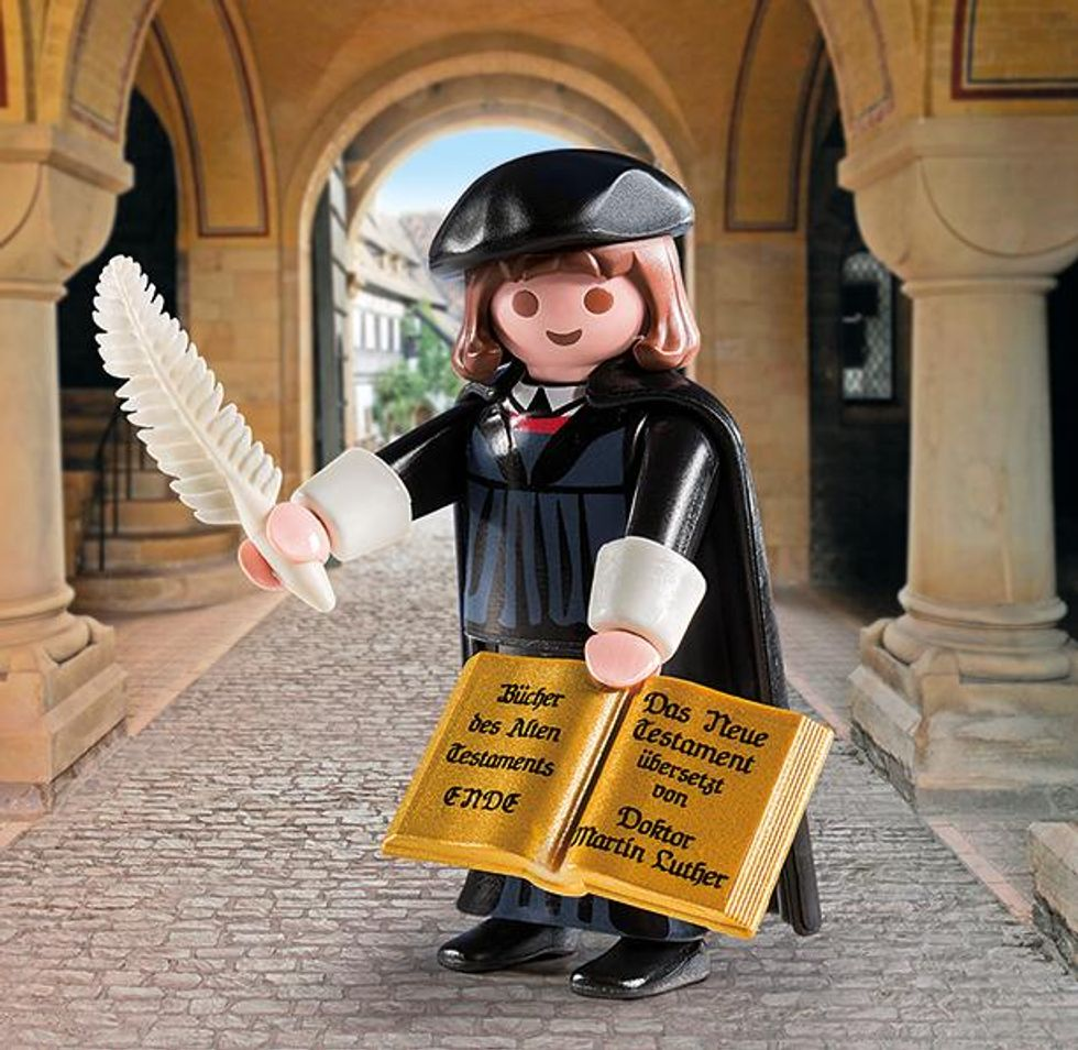 This 500-Year-Old Religious Figure Is Playmobil's Best Selling Toy of All Time