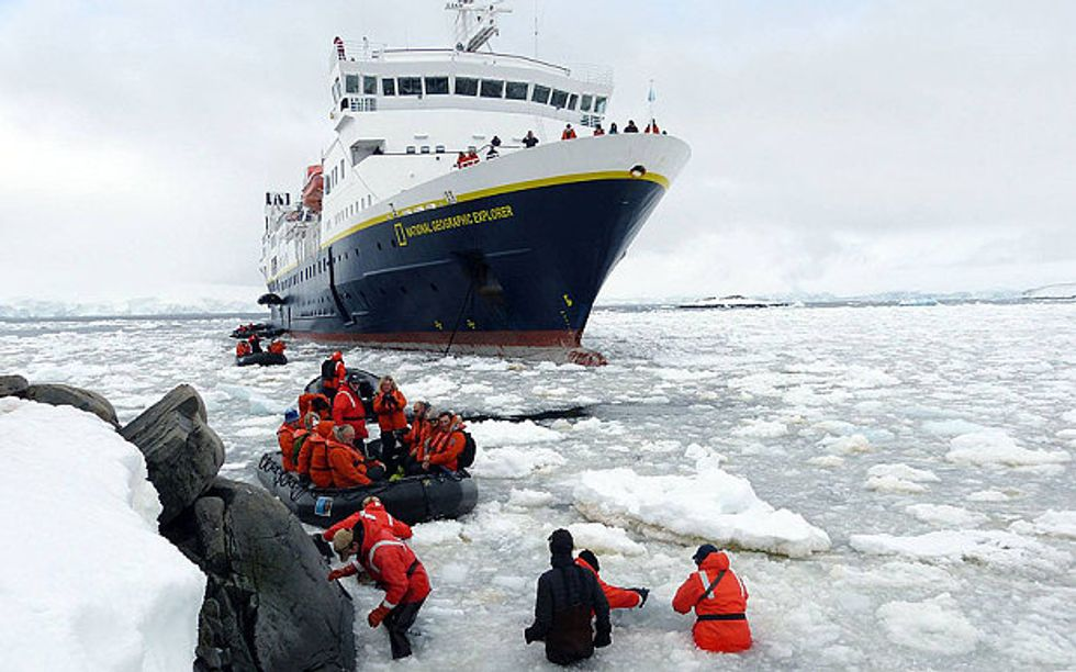 Antarctica Post Office Is Hiring