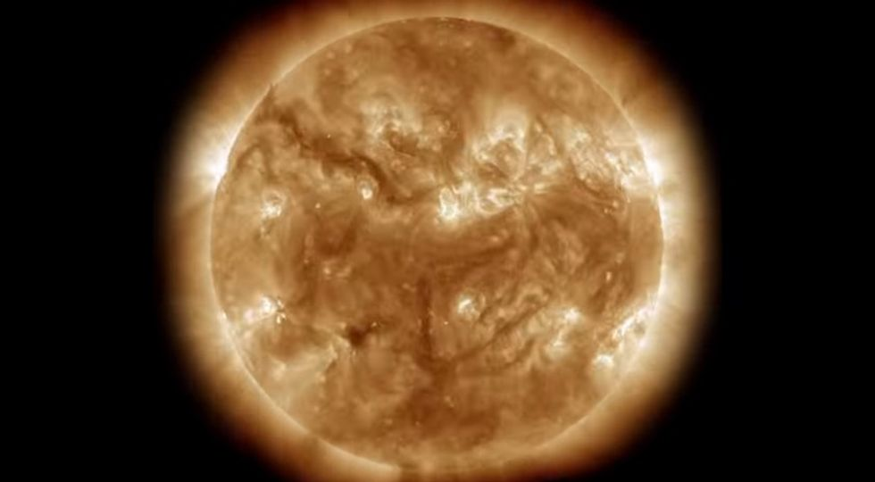 Five Years Of Beautiful Solar Activity Condensed Into One Spectacular Time-Lapse Video