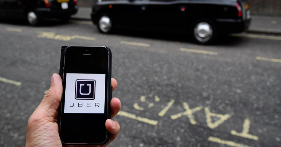 A Change To The App Will Now Allow You To Clearly See Your Rider Rating On Uber