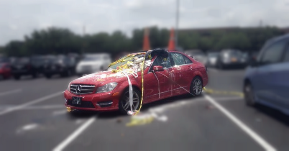 19 Rude And Selfish ParkersWho Pissed Off The Wrong Parking Lots