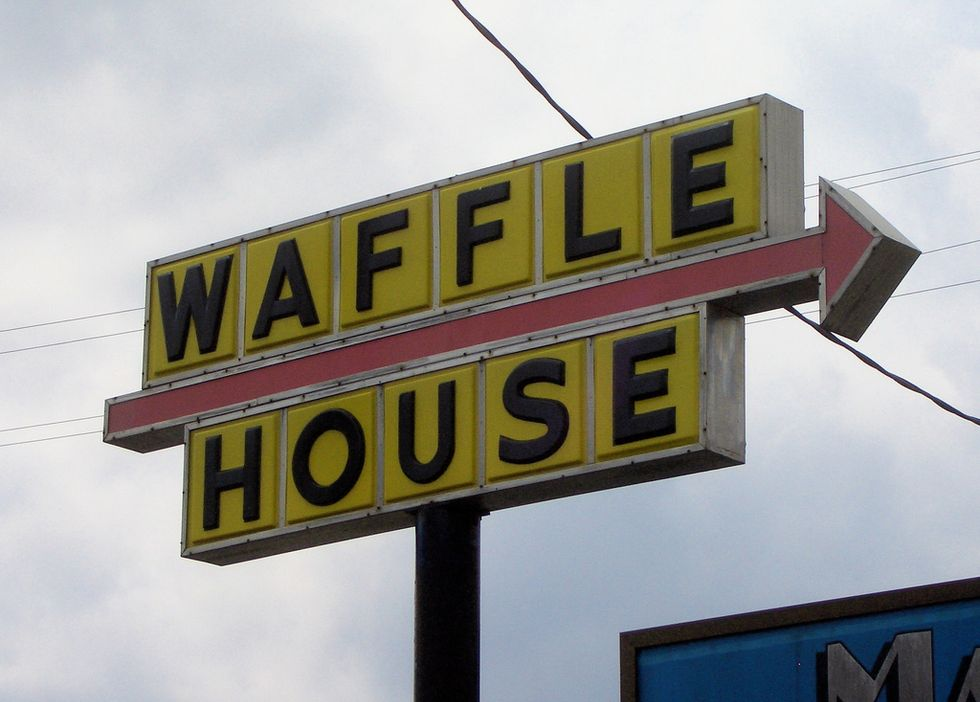 """Waffle House Teams Up With """"Uber for Packages"""""""