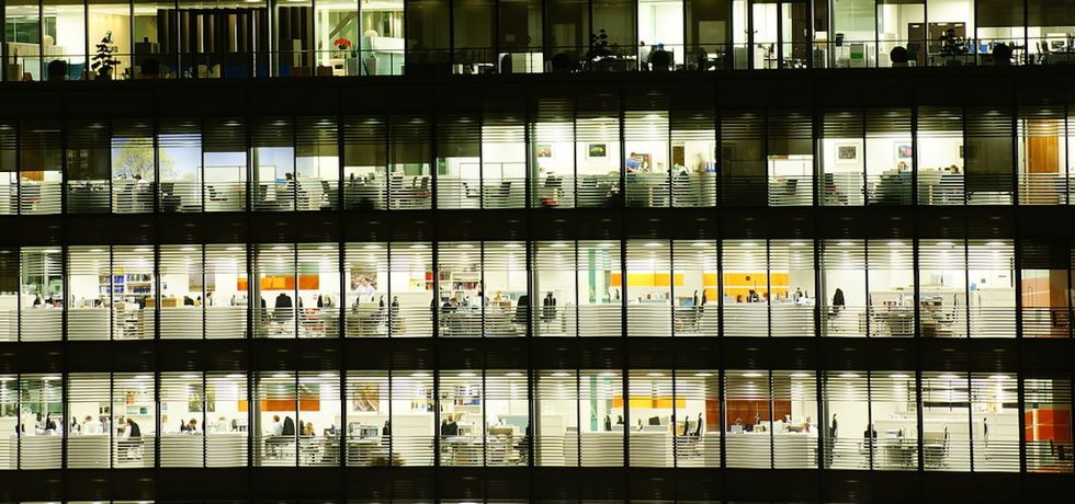 It's Not Just You, Your Office is Shrinking