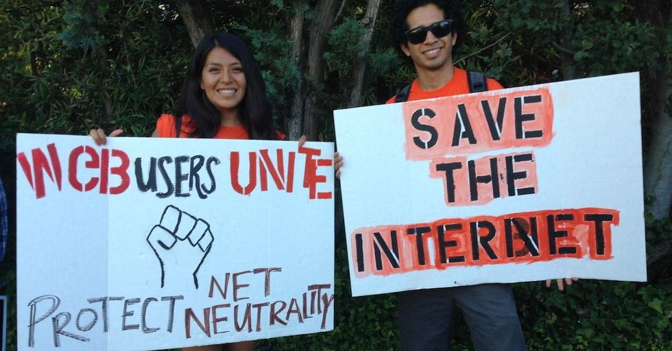 FCC Votes for Net Neutrality, Saves the Internet from Evildoers