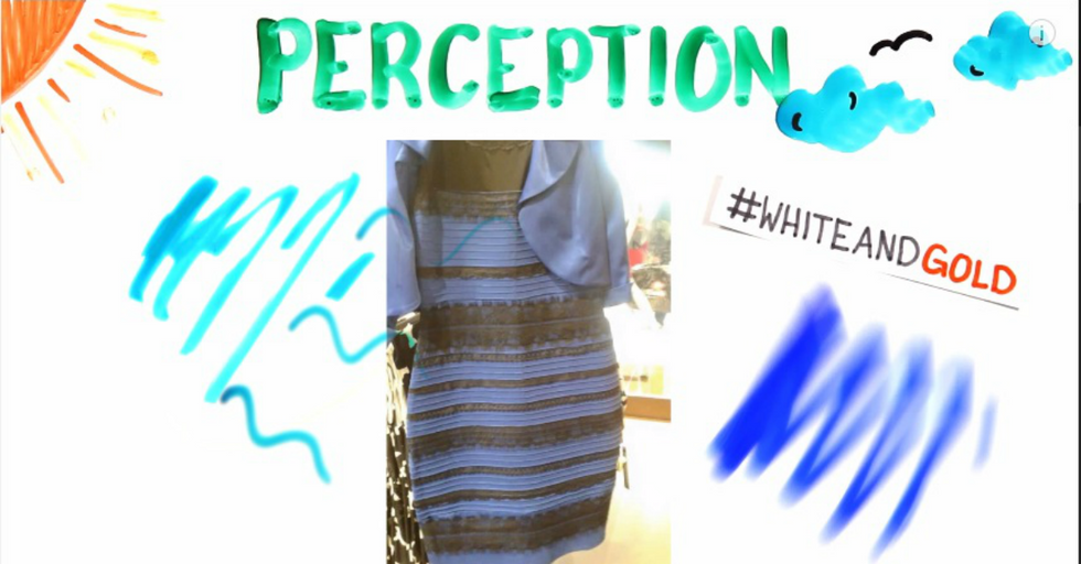That Damn Dress: Here's the Most Popular Current Theory Behind What's Going on There