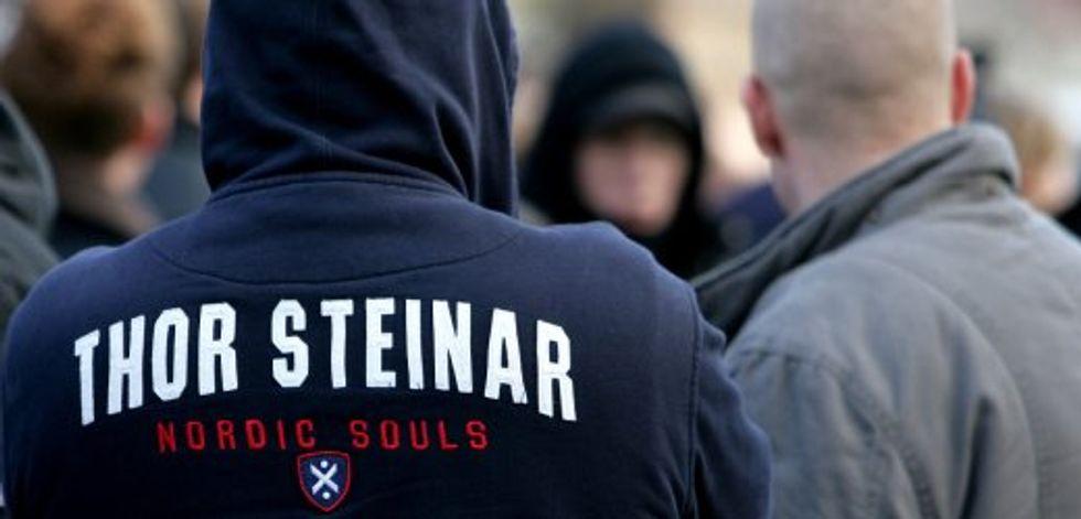 Neo-Nazi Fashion a Big Hit With Trendy Europeans