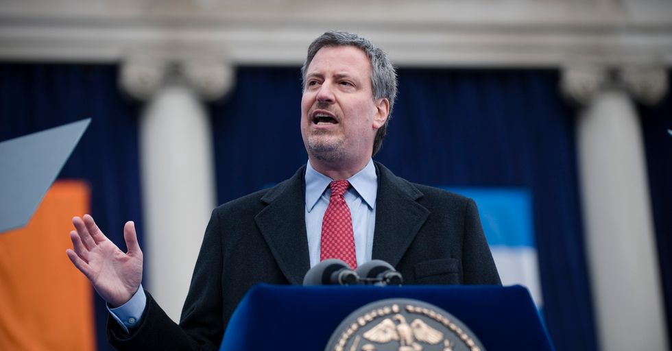 NYC Schools Will Get Muslim Holidays Off in De Blasio's New York