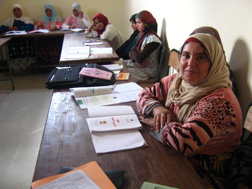Solving the Literacy Gender Gap in Morocco