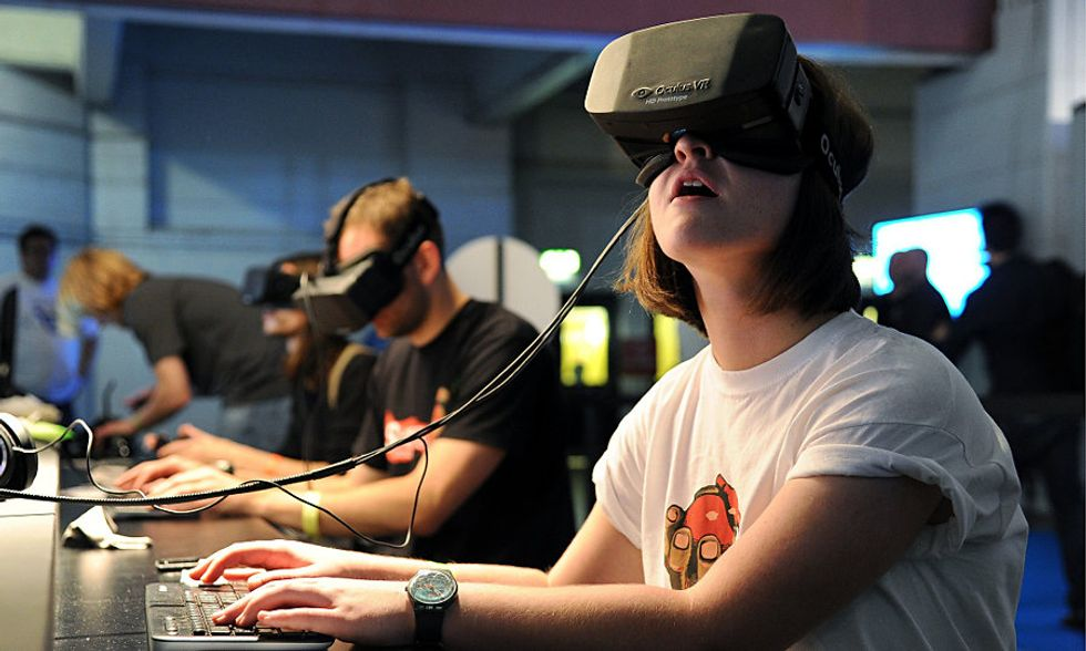 Selling Virtual Reality to the Masses