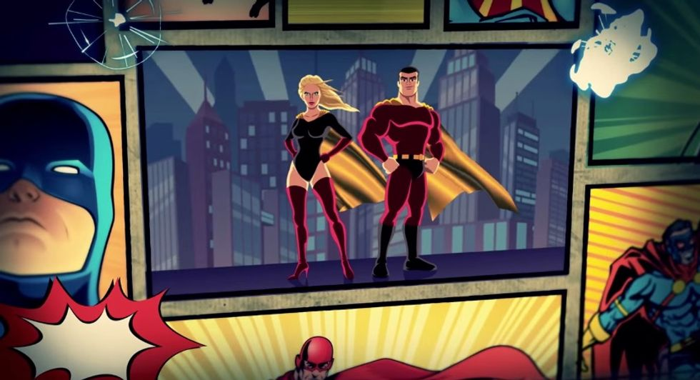 Stan Lee and the Smithsonian Are Teaming Up to Teach You All About Superheroes