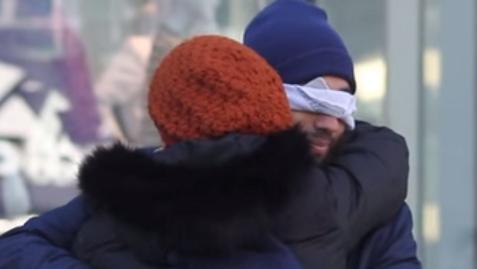 Canada's Hug-a-Muslim Experiment Comes To NYC