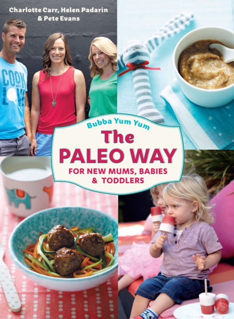 Baby Paleo Cookbook On Hold Over Health Concerns