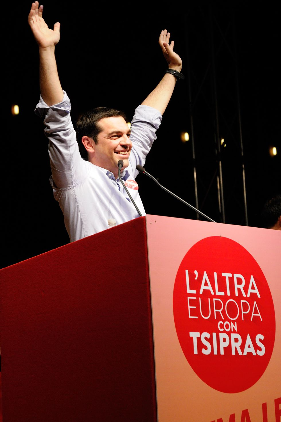 Greece: Europe's Wildcard