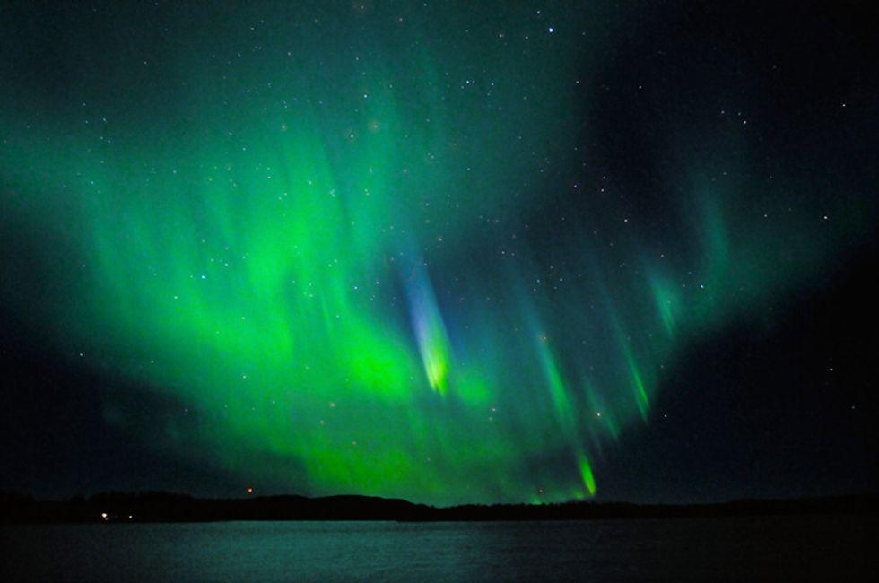 ICYMI: Watch a Replay of Last Night's Aurora Borealis