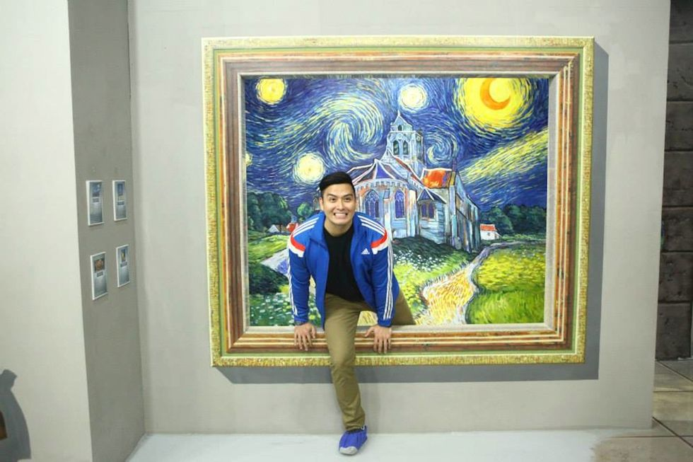 World's First Selfie Museum Opens in Manila