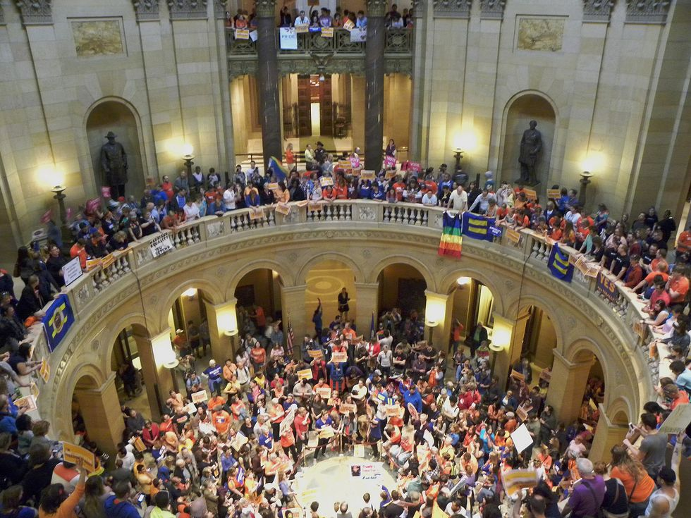Oklahoma Anti-Gay Bill Hits Snag With Dem. Representative'sIngenious Amendment