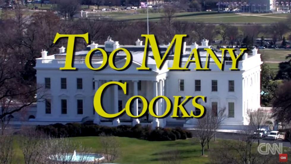 """""""Election 2016: Too Many Cooks""""Edition is Glorious and Unnerving in Its Nonfiction"""