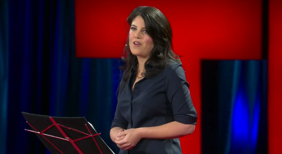 Monica Lewinsky's Powerful TED Talk on Bullying