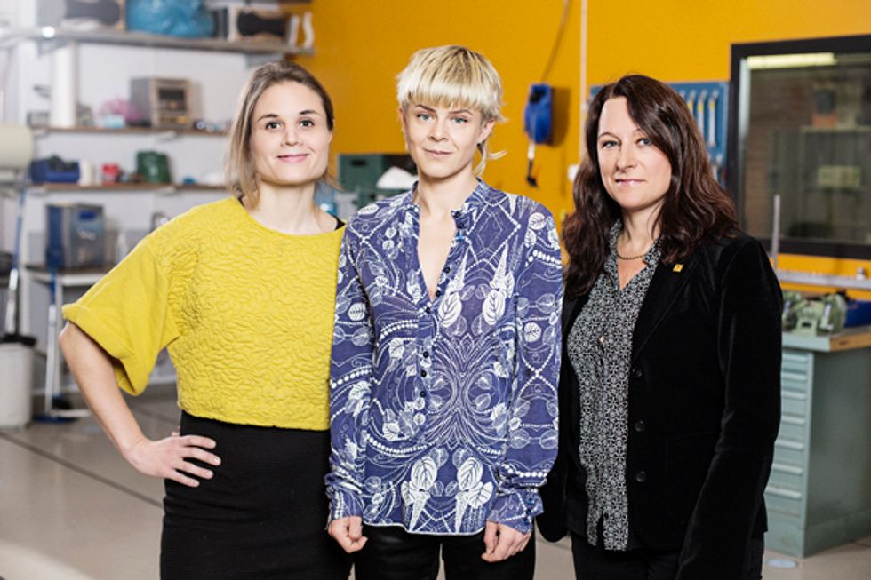 Swedish Pop Star Robyn Partners With Google and Spotify to Launch Tech Festival Just For Girls