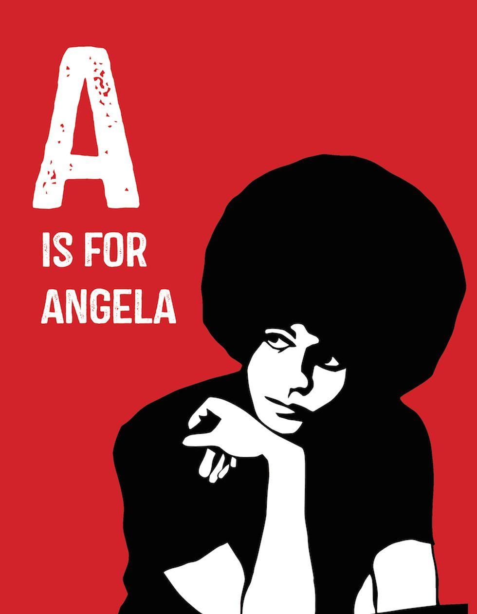 Feminist Heroes to Teach Kids Their ABCs in Badass New Picturebook