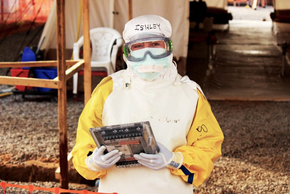 A New Weapon in the Fight Against Ebola: Virus-Proof Tablets