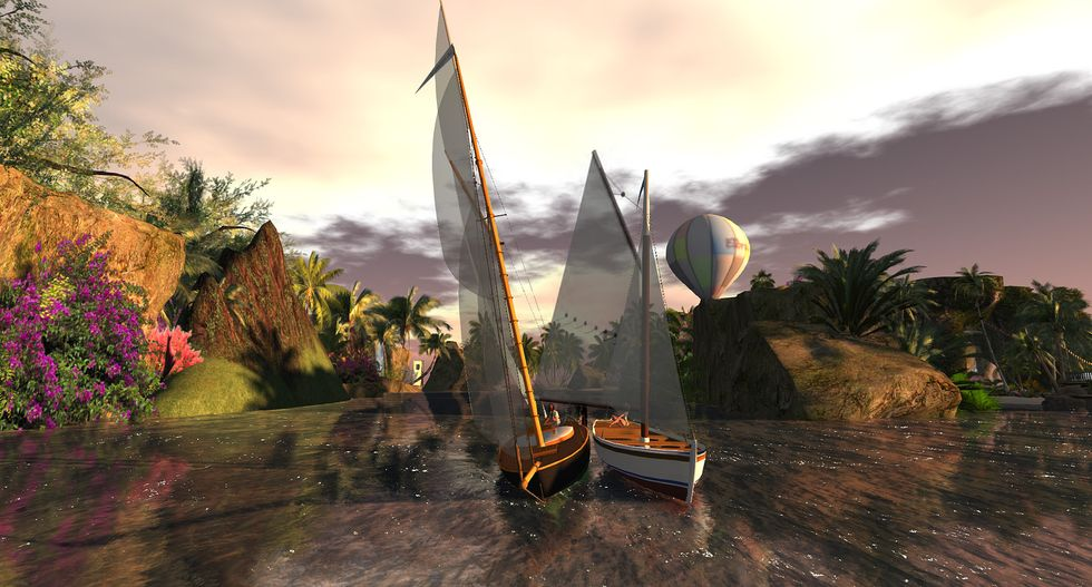 Second Life is Staying Alive