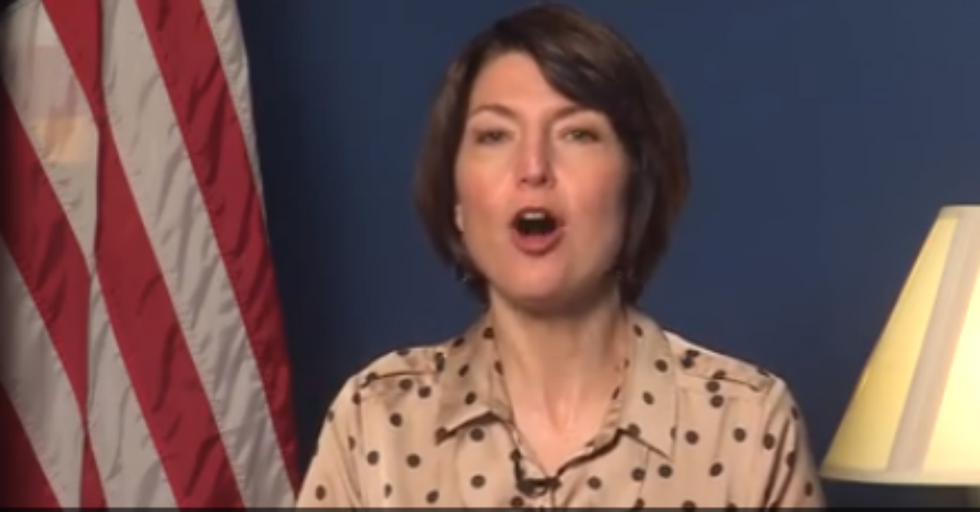Congresswoman's Attempt to Publicly Shame Obama Backfires Hilariously