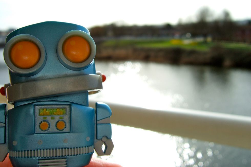 In the Future, Your Google Robot Will Download Personalities Like You Download Apps
