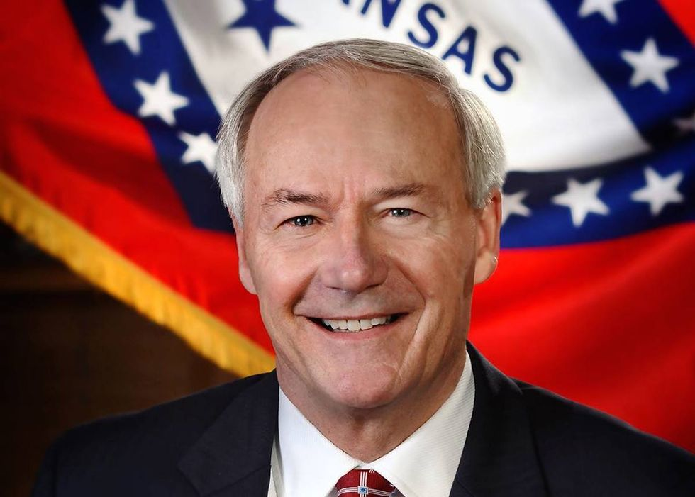 Arkansas Governor Won't Sign Religious Freedom Bill Deemed Anti-LGBTQ