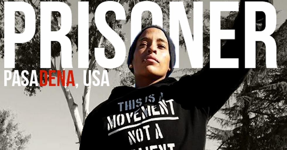 Black Lives Matter Raising $90,000 Bail for Jailed Activist