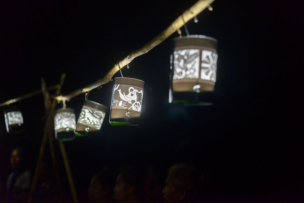How Good Design Helped Bring Light to a Remote Area of Indonesia