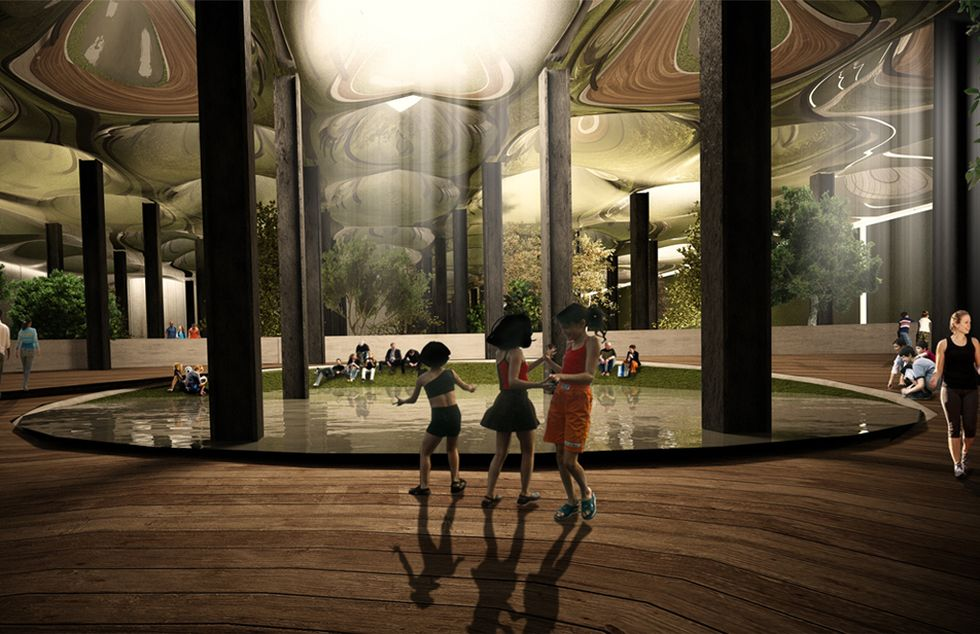 NYC's Upcoming Subterranean Park Gets A Little Design Help From The Community